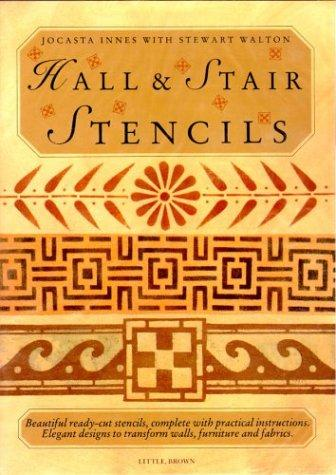 The Painted House Stencil Collection (Jocasta Innes Painted Stencils)