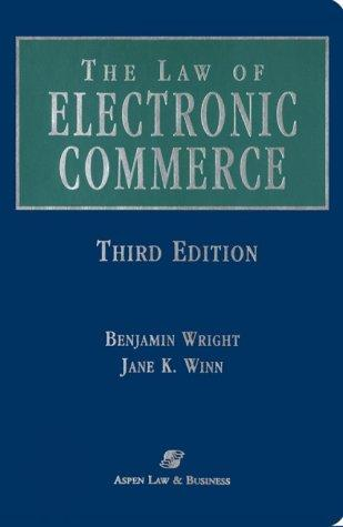 Download The law of electronic commerce