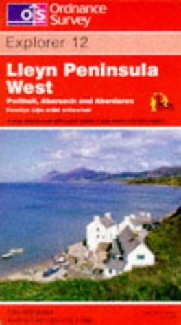 Lleyn Peninsula West – Pwllheli, Abersoch and Aberdaron (Explorer Maps)