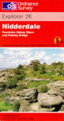 Download Nidderdale (Explorer Maps)