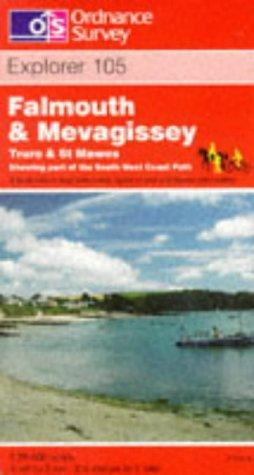 Download Falmouth and Mevagissey (Explorer Maps)