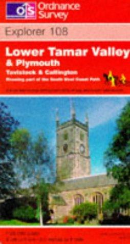 Download Lower Tamar Valley and Plymouth (Explorer Maps)