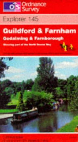 Download Guildford and Farnham (Explorer Maps)