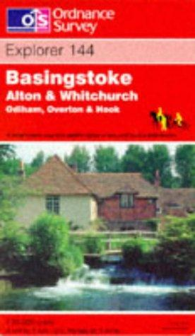 Basingstoke, Alton and Whitchurch (Explorer Maps)