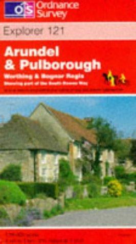 Arundel and Pulborough (Explorer Maps)