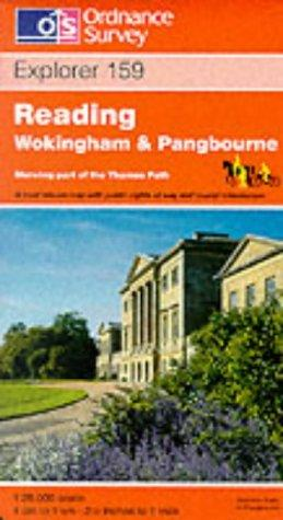 Download Reading, Wokingham and Pangbourne (Explorer Maps)