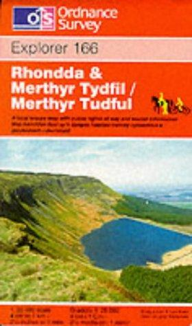 Download Rhondda and Merthyr Tydfil (Explorer Maps)