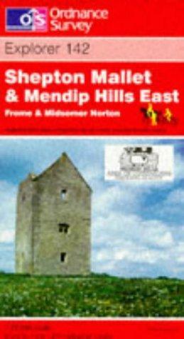 Download Shepton Mallet and Mendip Hills East (Explorer Maps)