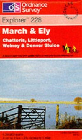 Download March and Ely (Explorer Maps)