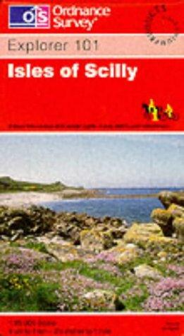 Isles of Scilly (Explorer Maps)
