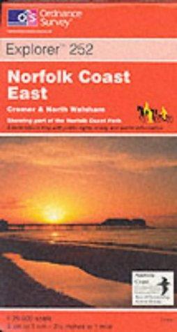 Download Norfolk Coast East (Explorer Maps)