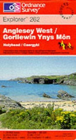 Download Anglesey West (Explorer Maps)