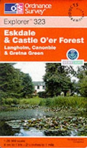 Eskdale and Castle O'er Forest (Explorer Maps)