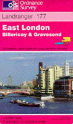 Download East London, Billericay and Gravesend (Landranger Maps)