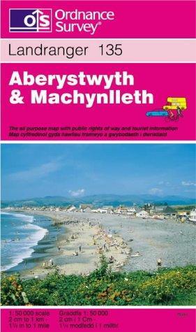 Aberystwyth and Machynlleth (Landranger Maps)