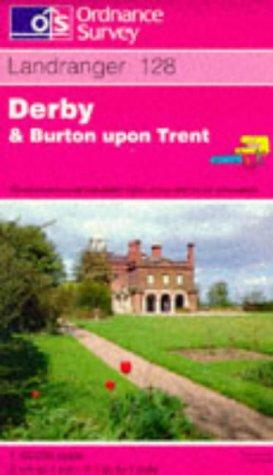 Download Derby and Burton-upon-Trent (Landranger Maps)