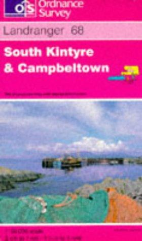 Download South Kintyre and Campbeltown (Landranger Maps)