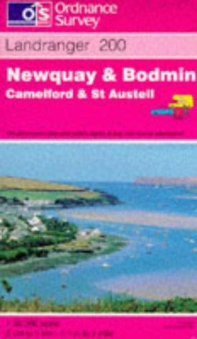 Download Newquay and Bodmin, Camelford and St.Austell (Landranger Maps)