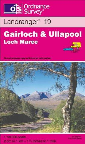 Download Gairloch and Ullapool, Loch Maree (Landranger Maps)