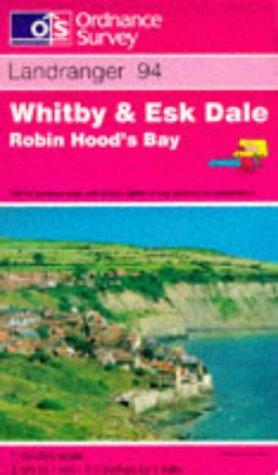 Download Whitby and Esk Dale, Robin Hood's Bay (Landranger Maps)