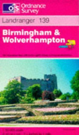 Download Birmingham and Wolverhampton (Landranger Maps)