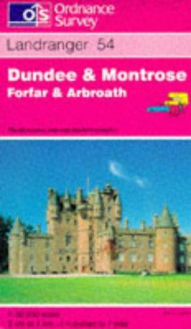 Download Dundee and Montrose, Forfar and Arbroath (Landranger Maps)