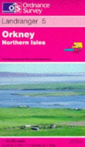 Download Orkney – Northern Isles (Landranger Maps)
