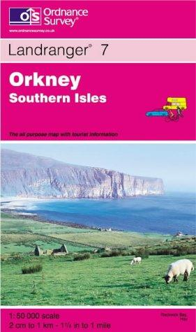 Download Orkney – Southern Isles (Landranger Maps)
