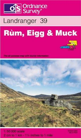 Download Rum, Eigg and Muck (Landranger Maps)
