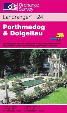 Download Porthmadog and Dolgellau (Landranger Maps)