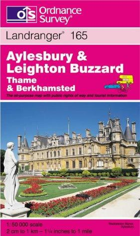 Download Aylesbury and Leighton Buzzard, Thame and Berkhamstead (Landranger Maps)