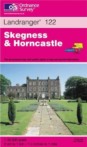 Skegness and Horncastle (Landranger Maps)