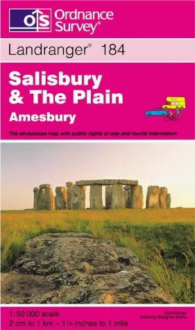 Download Salisbury and the Plain (Landranger Maps)