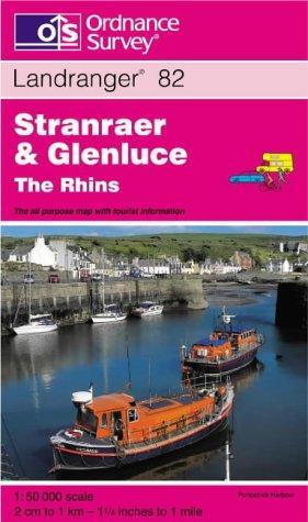Download Stranraer and Glenluce (Landranger Maps)