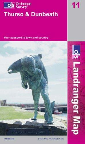 Download Thurso and Dunbeath (Landranger Maps)