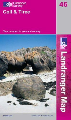 Download Coll and Tiree (Landranger Maps)