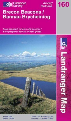Download Brecon Beacons (Landranger Maps)