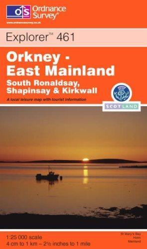 Orkney (Explorer Maps)