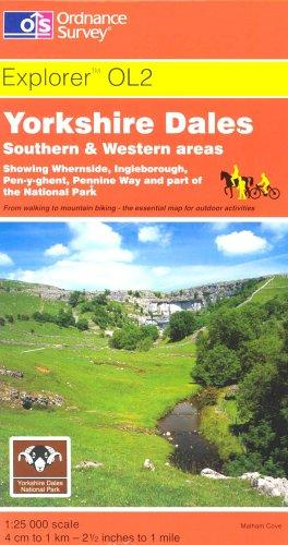 Download Yorkshire Dales (Explorer Maps)