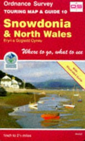 Snowdonia and North Wales (Touring Maps & Guides)