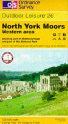 North York Moors (Outdoor Leisure Maps)