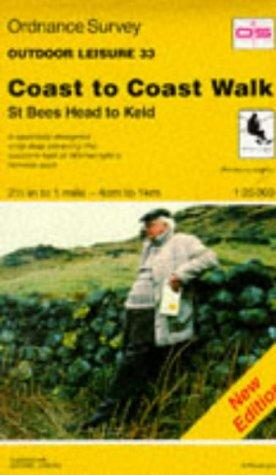 Download Coast to Coast Walk West – St.Bees Head to Keld (Outdoor Leisure Maps)