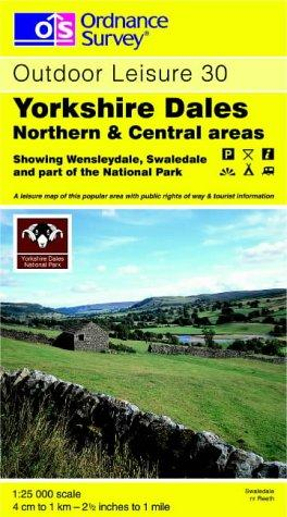 Download Yorkshire Dales (Outdoor Leisure Maps)
