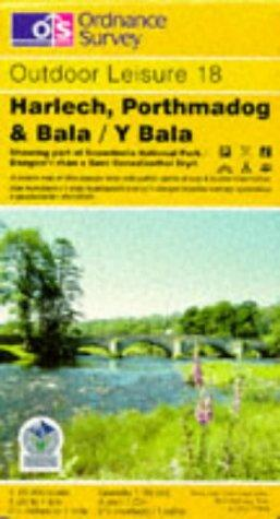 Download Harlech, Porthmadog and Bala/Y Bala (Outdoor Leisure Maps)