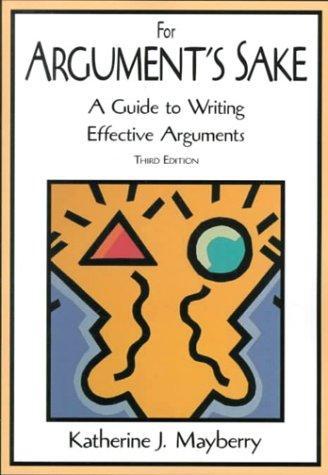 Download For Argument's Sake