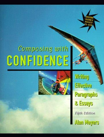 Writing With Confidence
