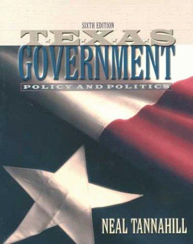 Download Texas Government