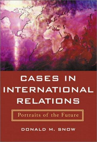 Download Cases in International Relations