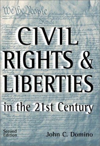 Download Civil rights and liberties in the 21st century