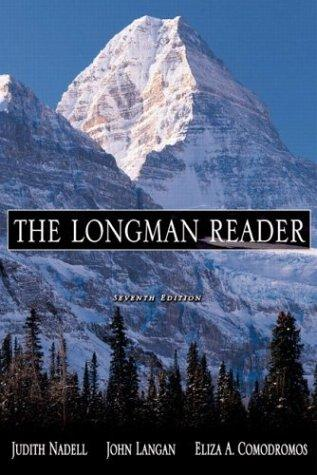 Download The Longman reader